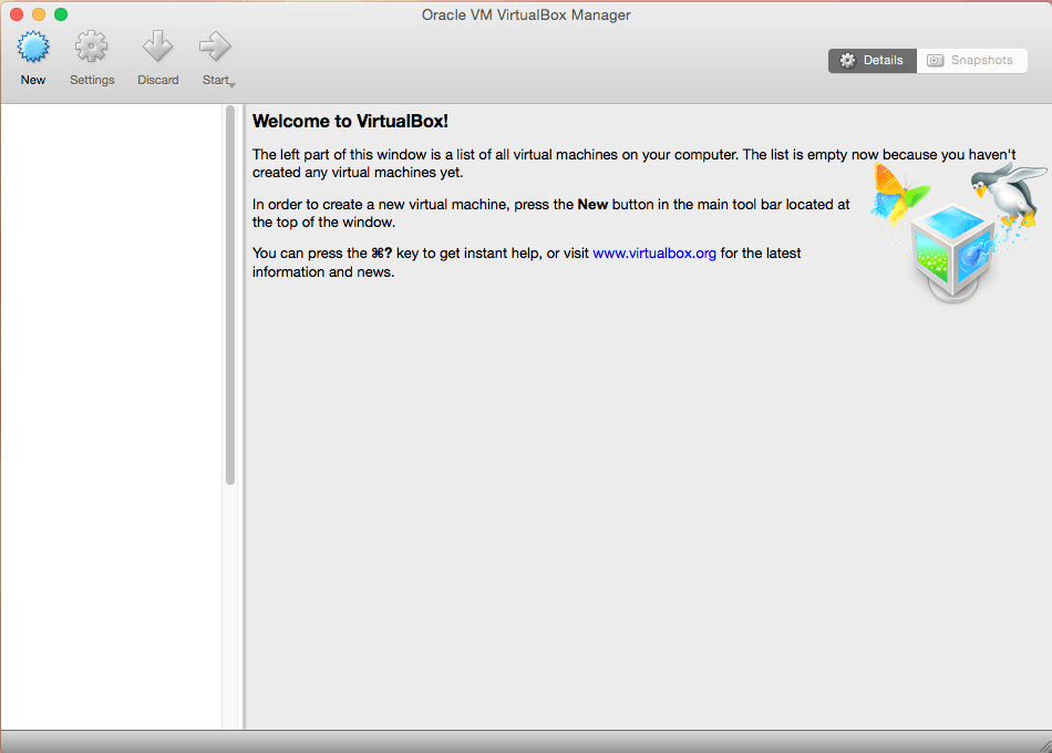 control alt delete mac virtualbox